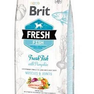 Brit Dog Fresh Fish & Pumpkin Adult Large 2,5kg