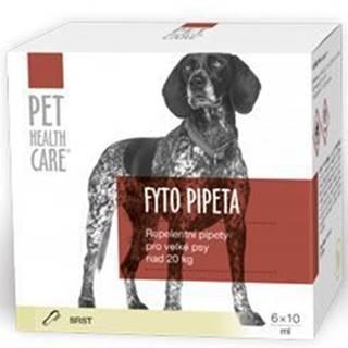 FYTO pipeta pre psov od 20kg 6x10ml PHC