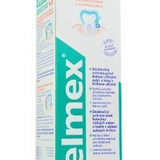 Voda ústní Elmex Sensitive plus zelená 400ml