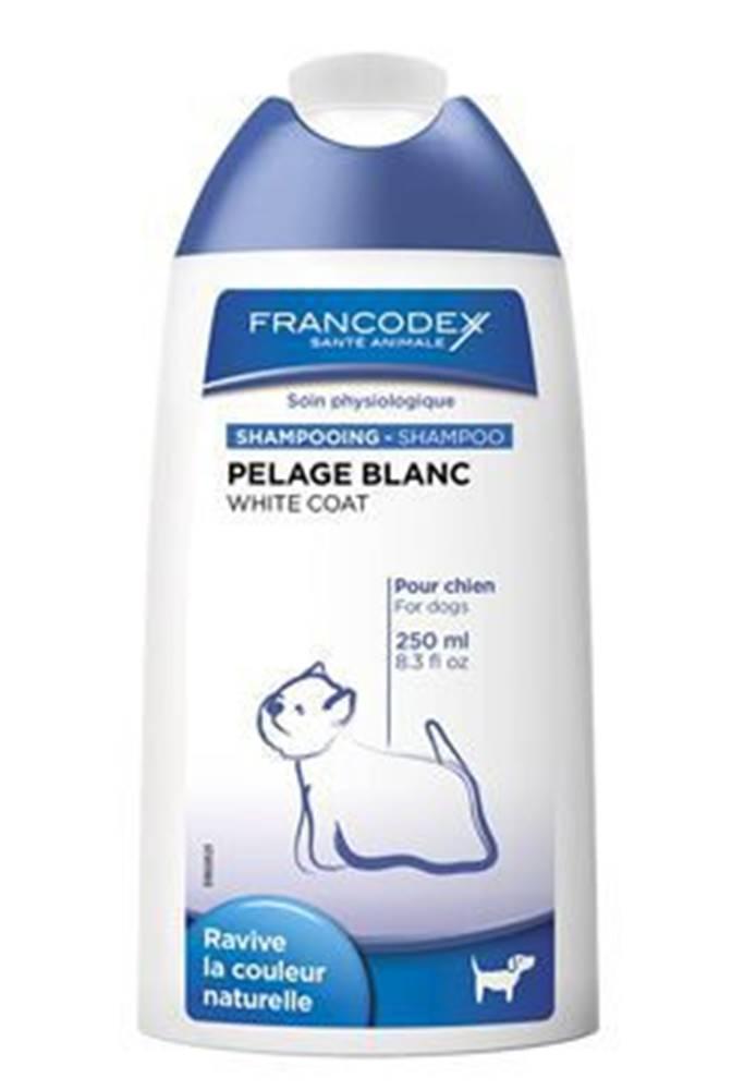 Francodex Francodex Šampon bílá srst pes 250ml