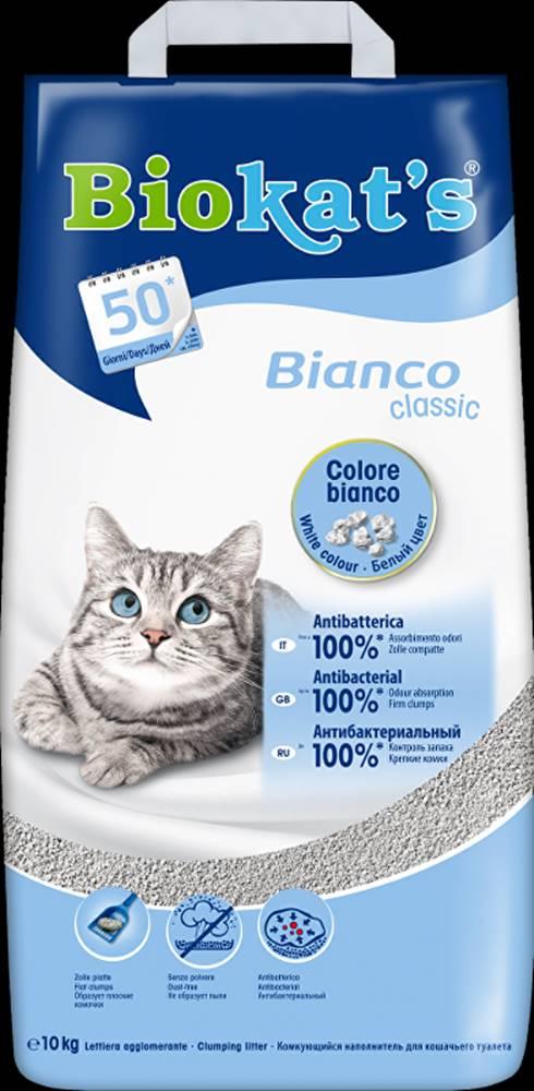 Gimborn Podestýlka Biokat´s Bianco Classic Hygiene 10kg