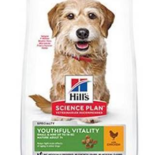 Hill's Can.Dry SP Mature Adult7+YoutVital S Chick1,5kg