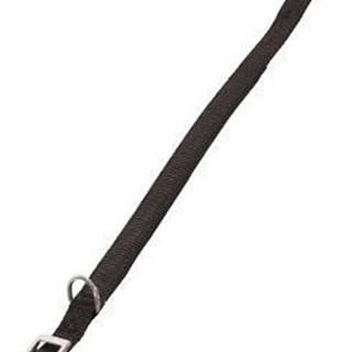 Obojok pes SOFT NYLON čierny 20mm / 40cm Zolux