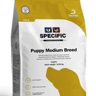 Specific CPD-M Puppy Medium Breed 7kg pes