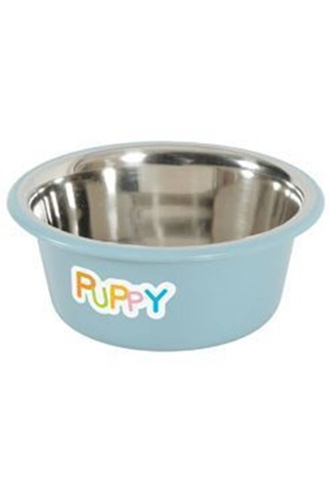 Zolux Miska nerez protiskluz pes PUPPY 850ml modrá Zolux